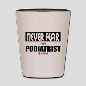 Podiatrist Shot Glass