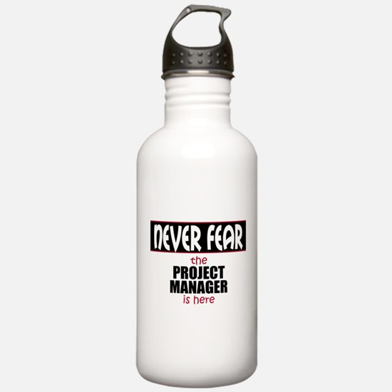 Project Manager Water Bottle