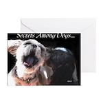 Hilarious Shih Tzu Dog Greeting Cards (Pk of 20)