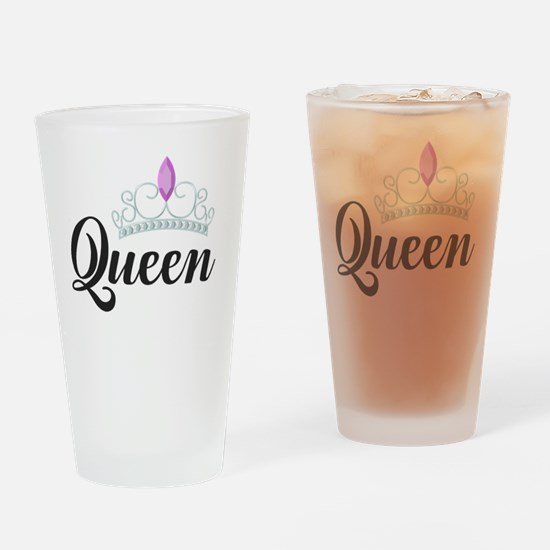 Unique Couples Drinking Glass
