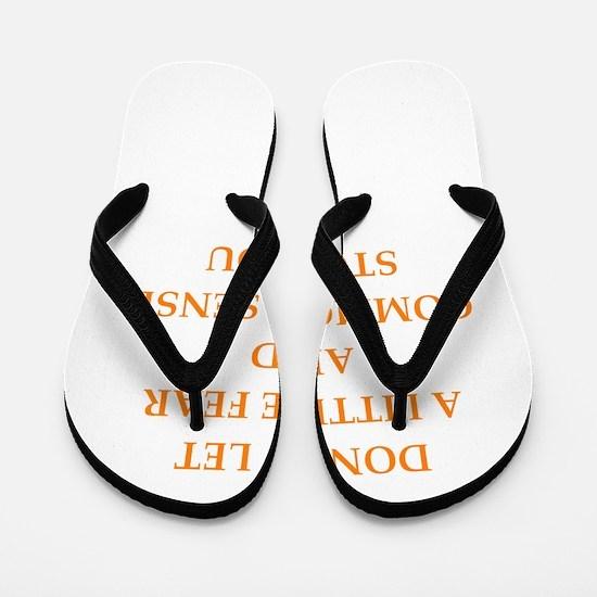 fear Flip Flops