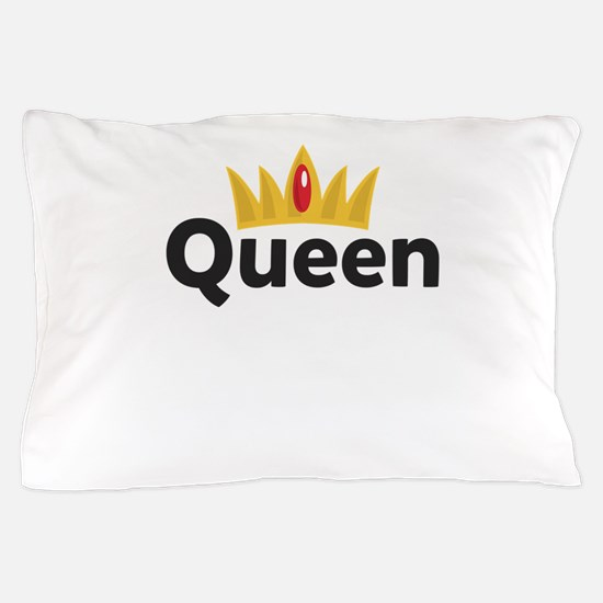 Cute Couple Pillow Case