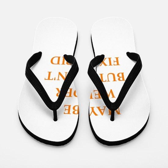 welder Flip Flops