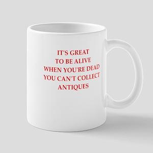antique Mugs