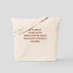 stamp Tote Bag