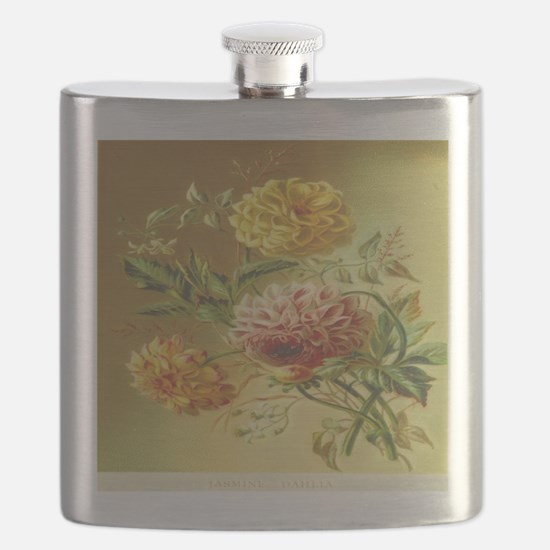 Funny Antique Flask
