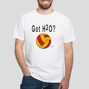 H2O Polo-no pansies-White T-Shirt