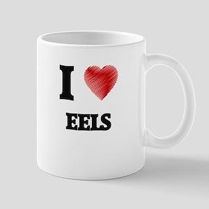 I love EELS Mugs