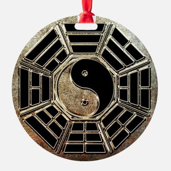 Yin Yang Bagua Ornament