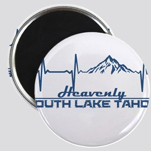Heavenly Ski Resort - South Lake Tahoe - Magnets