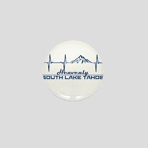 Heavenly Ski Resort - South Lake Tah Mini Button