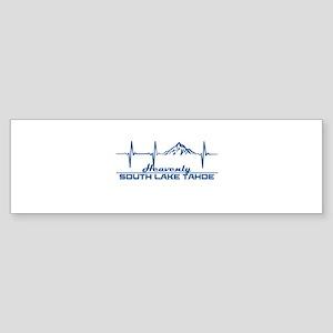 Heavenly Ski Resort - South Lake Bumper Sticker