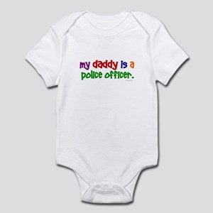 My Daddy Is A Police Officer (PRIMARY) Infant Body