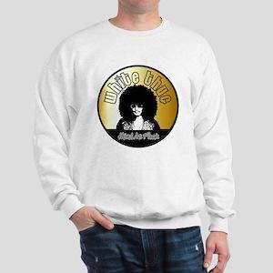 White thug hard as fuck Sweatshirt