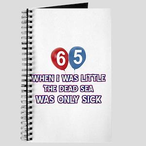 65 year old dead sea designs Journal