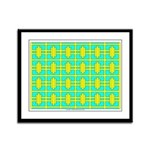 Spool Art 15 Framed Panel Print