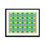 Spool Art 12 Framed Panel Print