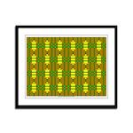 Spool Art 03 Framed Panel Print