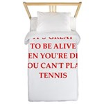 tennis Twin Duvet