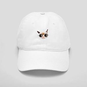 Coffee Cat Cap