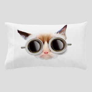 Coffee Cat Pillow Case