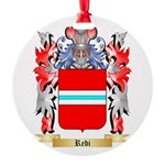 Redi Round Ornament