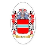 Redi Sticker (Oval 10 pk)