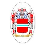 Redi Sticker (Oval 50 pk)