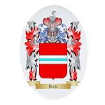 Redi Oval Ornament