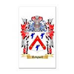Redgwell Rectangle Car Magnet