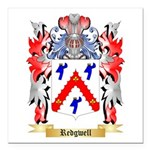 Redgwell Square Car Magnet 3