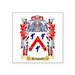 Redgwell Square Sticker 3