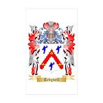 Redgwell Sticker (Rectangle 50 pk)