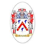 Redgwell Sticker (Oval 10 pk)