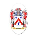 Redgwell 35x21 Oval Wall Decal