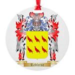 Redferne Round Ornament