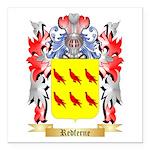 Redferne Square Car Magnet 3