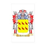 Redferne Sticker (Rectangle 50 pk)