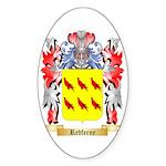 Redferne Sticker (Oval 50 pk)