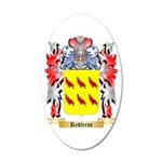 Redferne 20x12 Oval Wall Decal