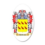 Redferne 35x21 Oval Wall Decal