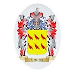 Redferne Oval Ornament