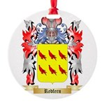 Redfern Round Ornament