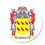 Redfern Round Car Magnet