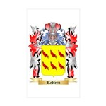 Redfern Sticker (Rectangle 10 pk)