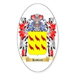 Redfern Sticker (Oval 10 pk)