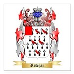 Redehan Square Car Magnet 3