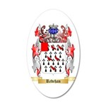 Redehan 20x12 Oval Wall Decal