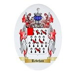 Redehan Oval Ornament