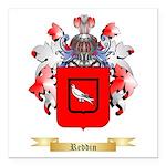 Reddin Square Car Magnet 3